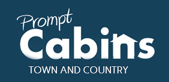 Prompt Cabins Town and Country